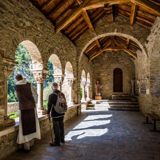 Abbaye Saint Martin du Canigou